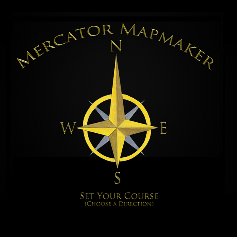 Mercator Mapmaker Choose a Direction